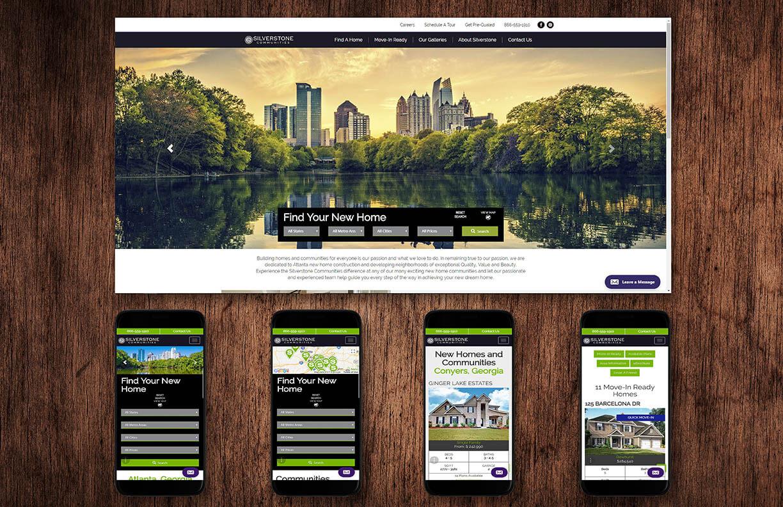 web-design-silverstone